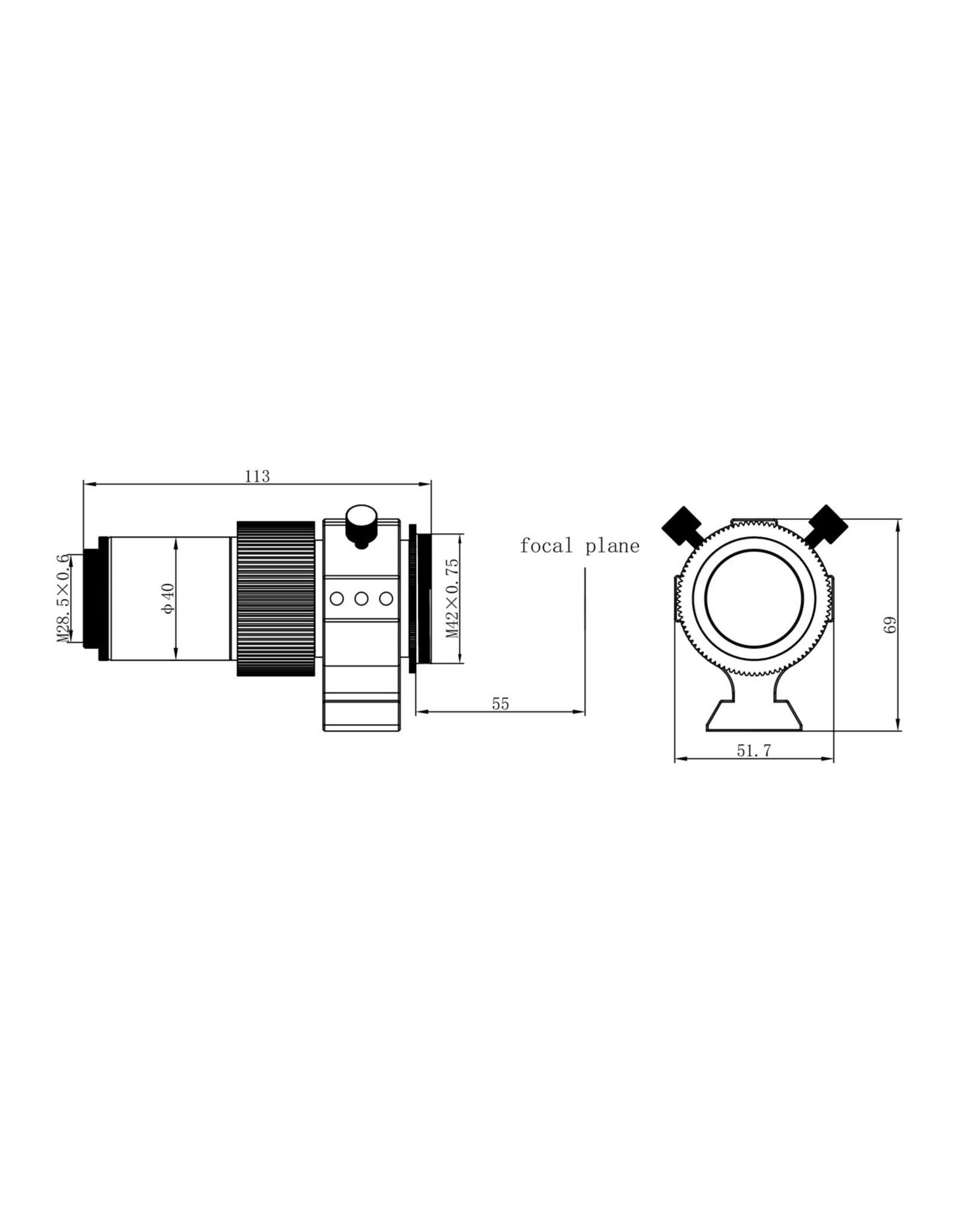Askar Askar 30mm f/4.5 Triplet Apo Lens / Guidescope - FMA135