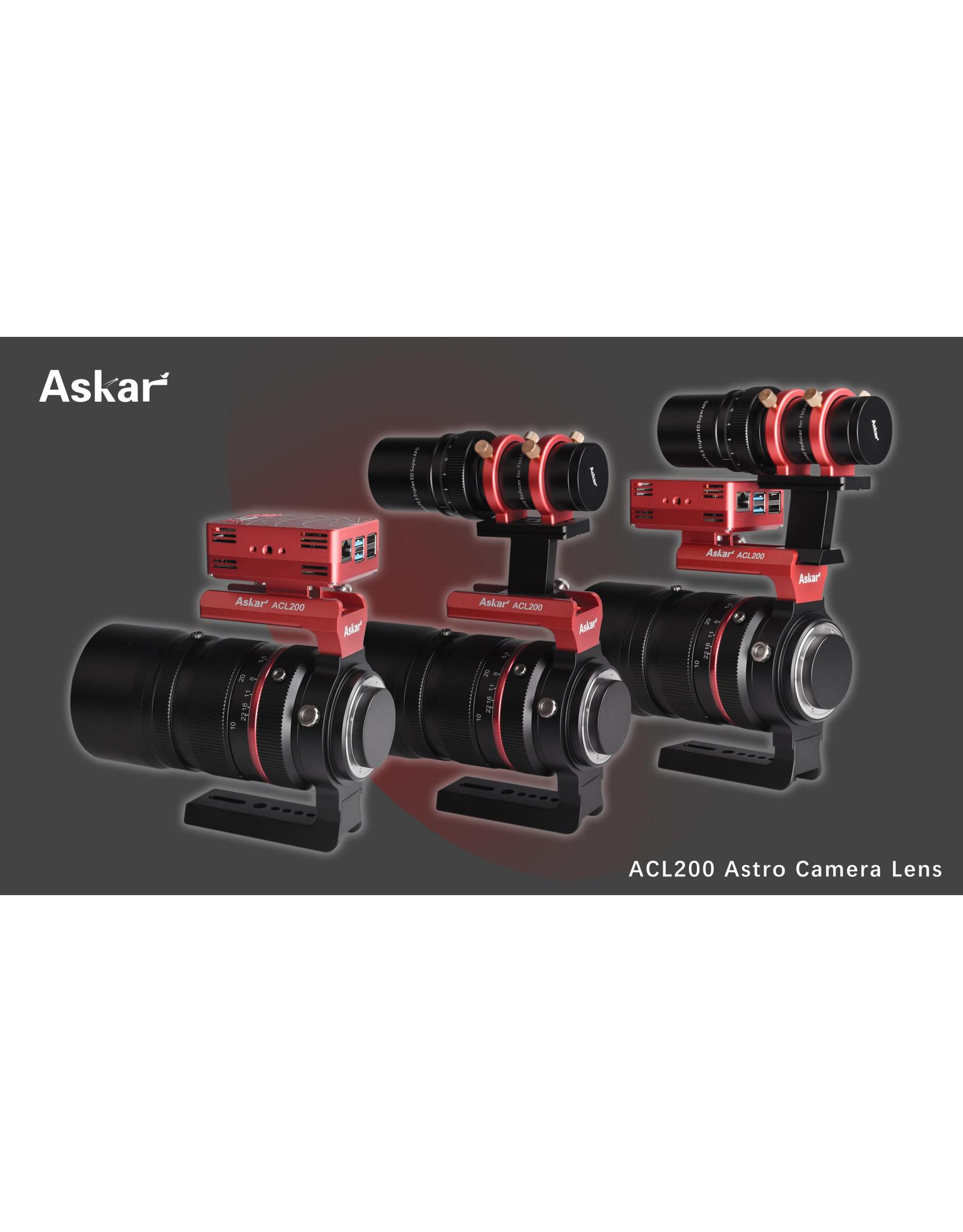 Askar Askar 200mm f4 Astro Lens Camera Lens - ACL200