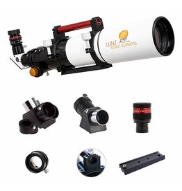 Lunt LUNT 100MM APO UNIVERSAL DAY & NIGHT USE MODULAR TELESCOPE (STARTER PACKAGE)