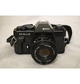 Ricoh Ricoh KR-5 Super II w/ 50mm lens