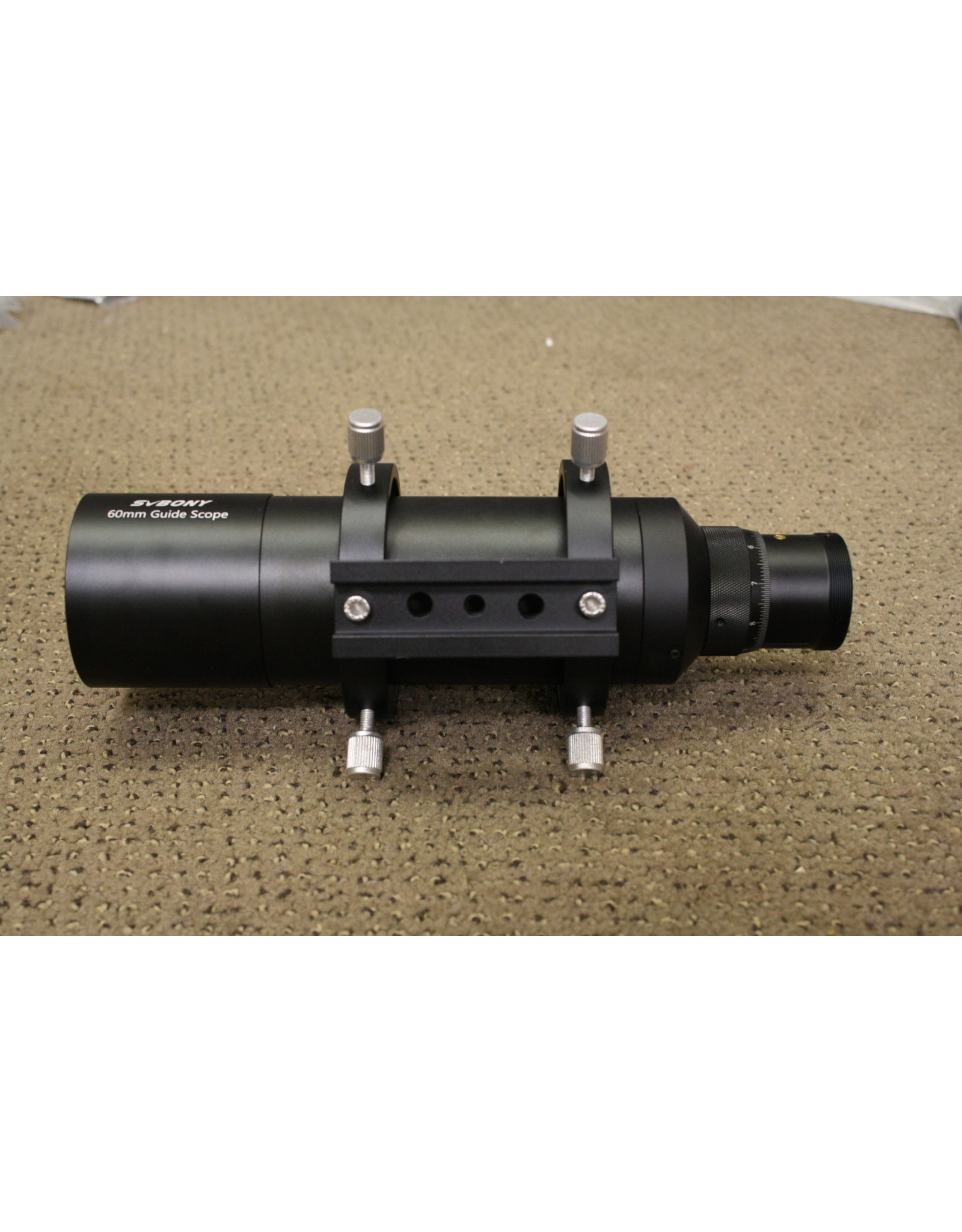 """Arcturus SVBONY 60mm Multi-Use Guide Scope FMC F4+1.25""""Double Helical Focuser"""