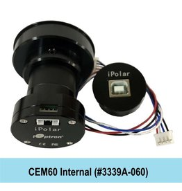 iOptron iOptron iPolar Electronic Polarscope with Adapter for Internal Mounting to CEM60 - 3339A-060