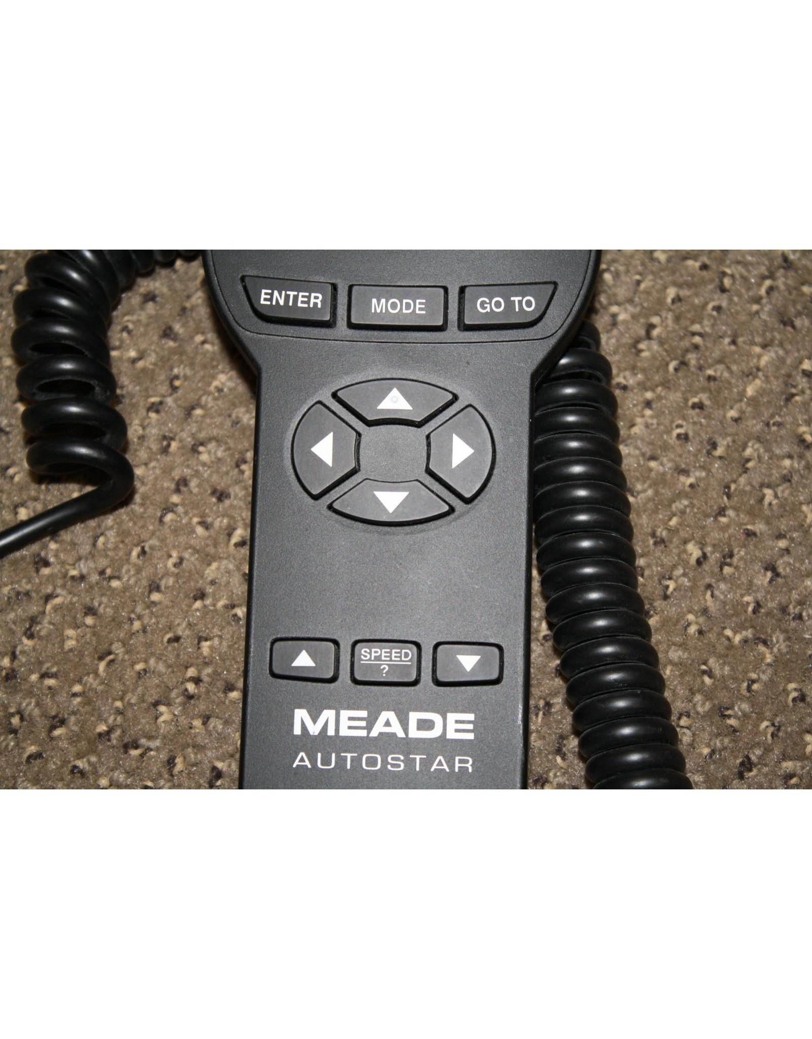 Meade Meade 494 Telescope computer controller 35-4700-03 - Autostar remote control (Pre-owned)