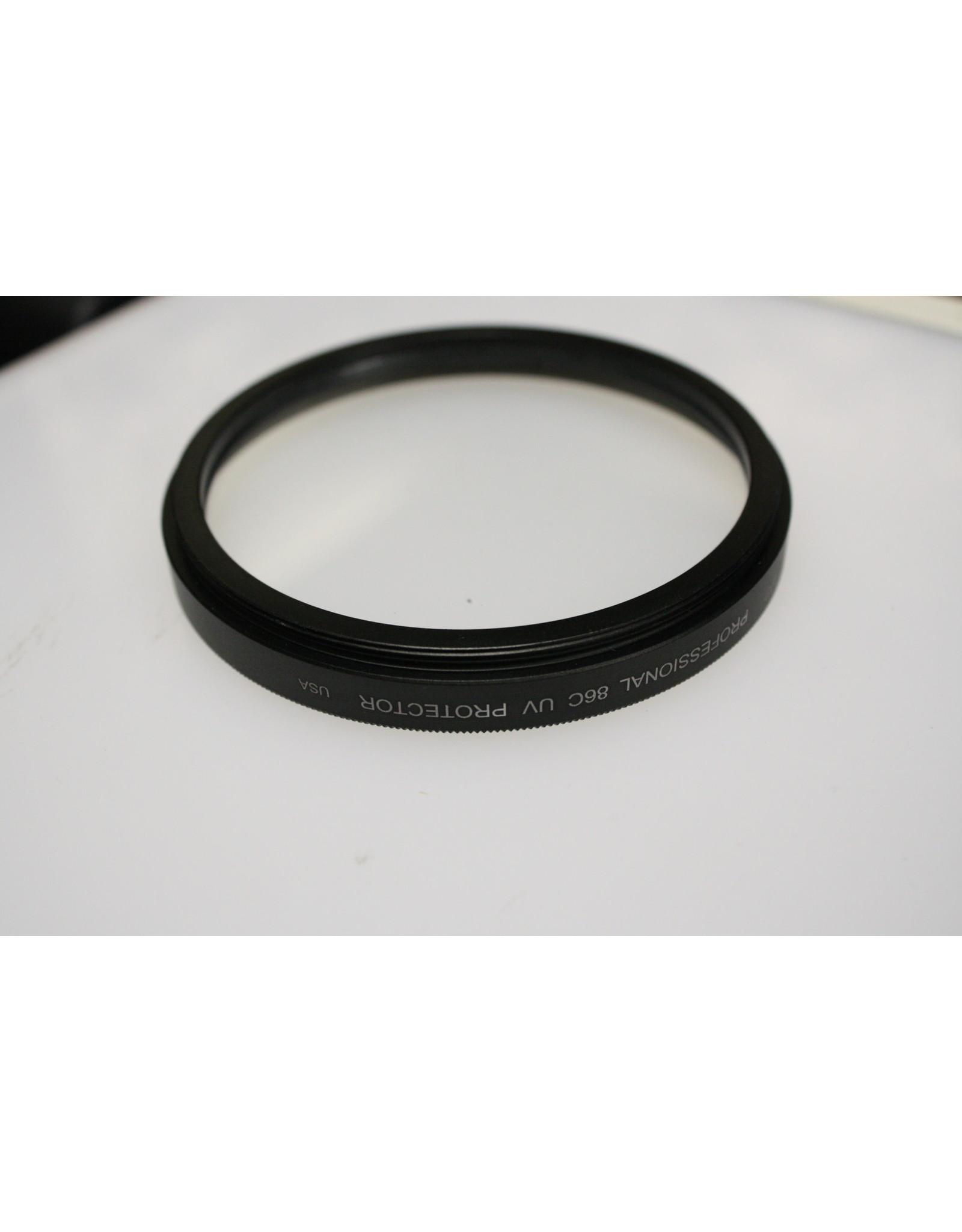 Tiffen 86c MM UV PROTECTOR FILTER