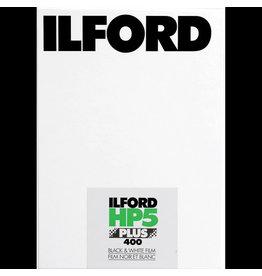 Ilford HP5 4x5, ISO 400, 25 Sheets