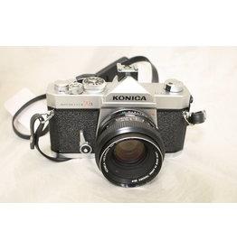 Konica Minolta Konica AutoReflex T3 with 50mm Lens and Case