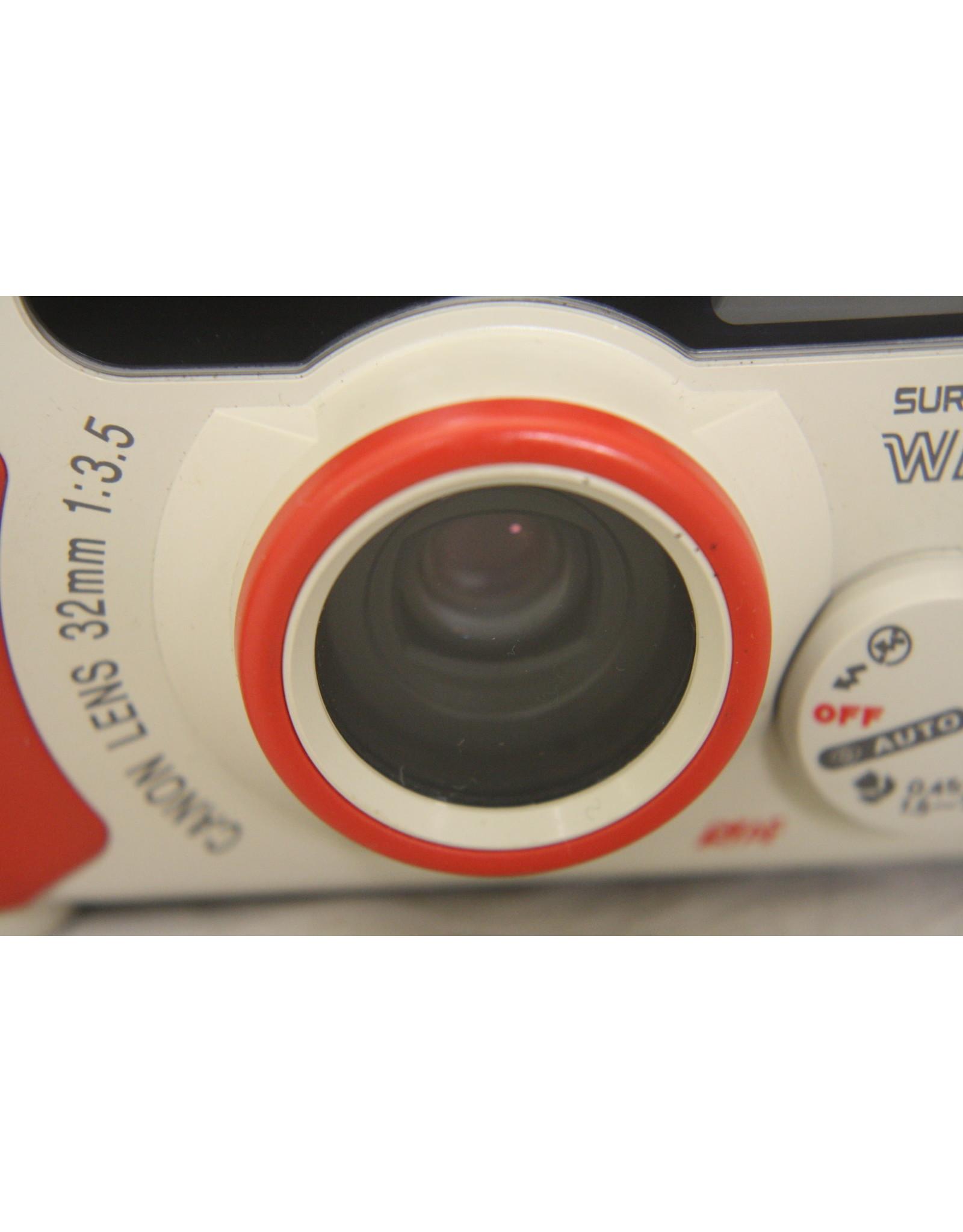 Canon Canon Sure Shot WP-1 w/ Case (Pre-Owned)