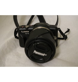Panasonic Panasonic Lumix DMC-GF3 12.1MP Mirrorless Digital with 14-42mm Lens