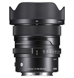Sigma Sigma 24mm F2 DG DN | C (Specify Mount)