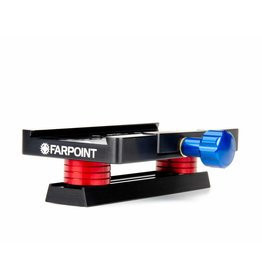 Farpoint Farpoint Losmandy to Vixen Dovetail Assembly, Tall Version with Spacer Pucks