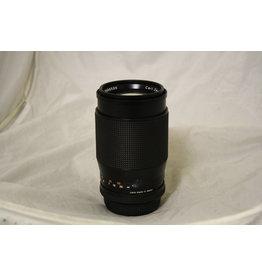 Contax Contax Carl Zeiss Sonnar 135mm f/2.8 T* MF Lens MMJ C/Y