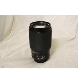 Contax Contax Carl Zeiss Tele-Tessar 200mm f/3.5  MF lens C/Y Mount JAPAN