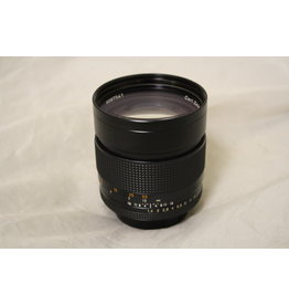 Contax Contax Carl Zeiss Planar T* 85mm f/1.4 AEG MF lens C/Y Mount JAPAN