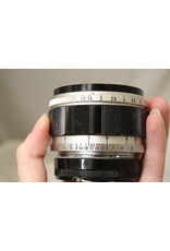 Canon Canon 50mm f/1.2 Lens LTM L39 Leica Screw Mount with Leica M3 bayonet Mount Adapter (Pre-owned)