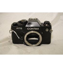 Contax CONTAX RTS II 35mm SLR Film Camera Body