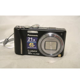 Panasonic Panasonic Lumix DMC-ZS10 14.1 MP Digital Camera with 16x Wide Angle Optical Image Stabilized Zoom and Built-In GPS Function