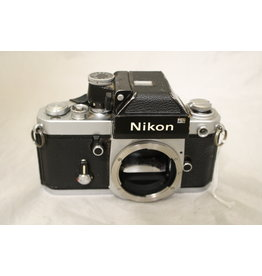 Nikon Photomic F2 Body (Pre-owned)