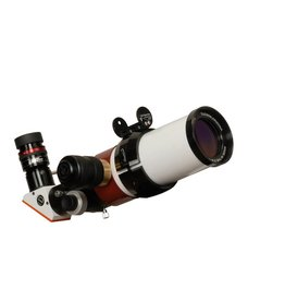 Lunt Lunt LS60THa Double-Stacked Solar Telescope Pressure-Tuned with Blocking Filter & Focuser