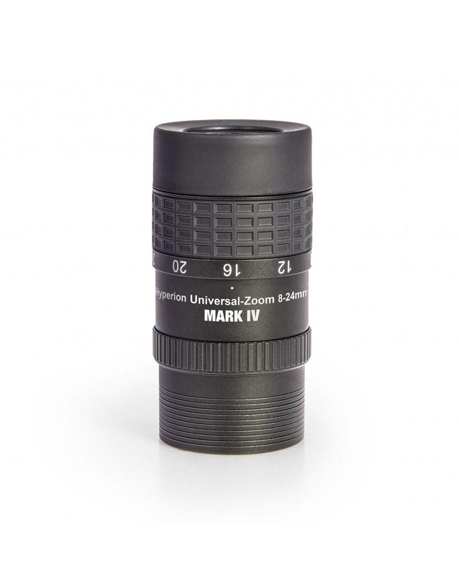 "Baader Planetarium Baader Hyperion Universal Zoom Mark IV, 8-24mm eyepiece (1¼"" / 2"")"