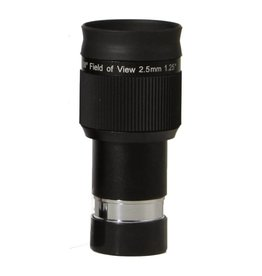 "Olivon Olivon 58deg Field of View HD 2.5mm 1.25"" eyepiece"