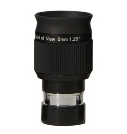 "Olivon Olivon 58deg Field of View HD 6mm 1.25"" eyepiece"