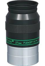 Televue 27mm Panoptic Eyepiece - 2 Inch