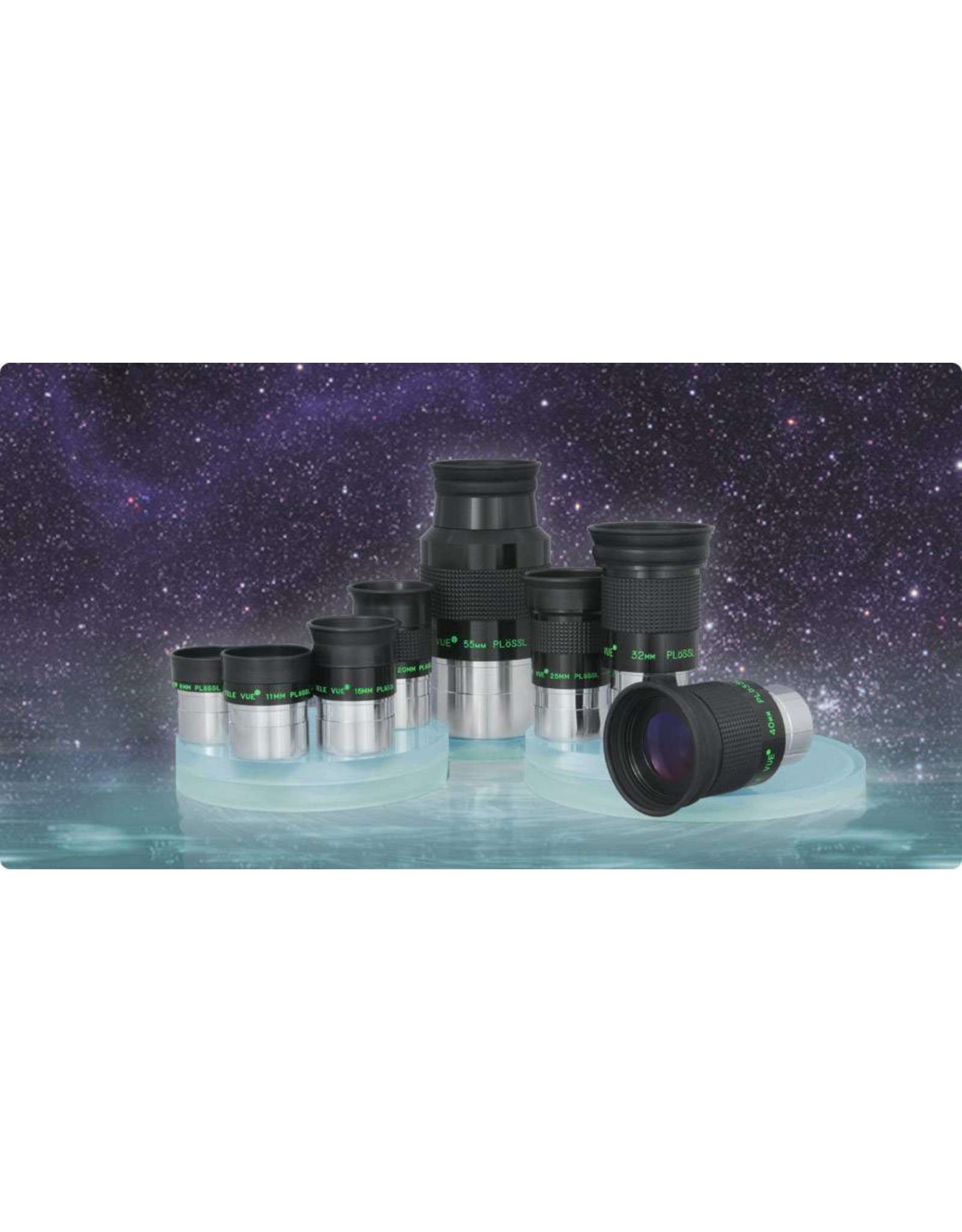 Tele Vue 11mm Plossl Eyepiece - 1.25