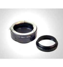 SBIG SBIG CLA-STF-NIKON-LARGE STF Large Chip Lens Adapter (without filter wheel)