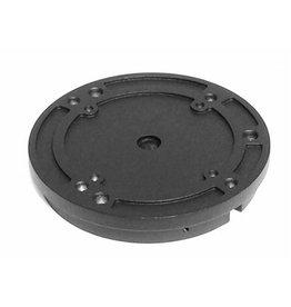 iOptron iOptron Mini Pier Top Plate for AZ Mount Pro/Mini Tower/MiniTower Pro