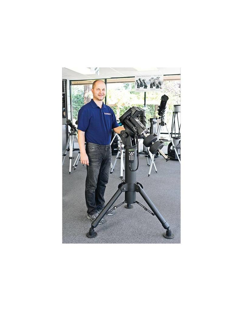 Orion Orion HDX110 EQ-G GoTo Equatorial Mount with Tripod Pier