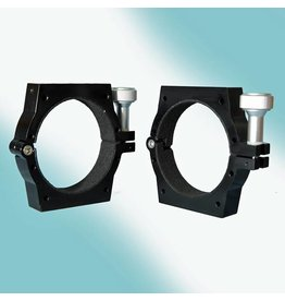 Stellarvue Stellarvue Hinged Mounting Ring Sets