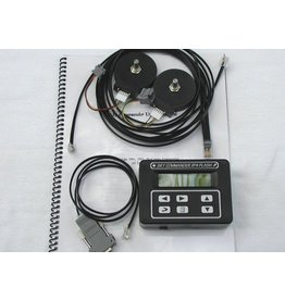 Sky Commander Sky Commander XP4 w/ Flash Cable, Manual, 2- 4000 step encoders and encoder cable.