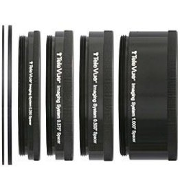 Tele Vue Extension Tube & Spacer Set