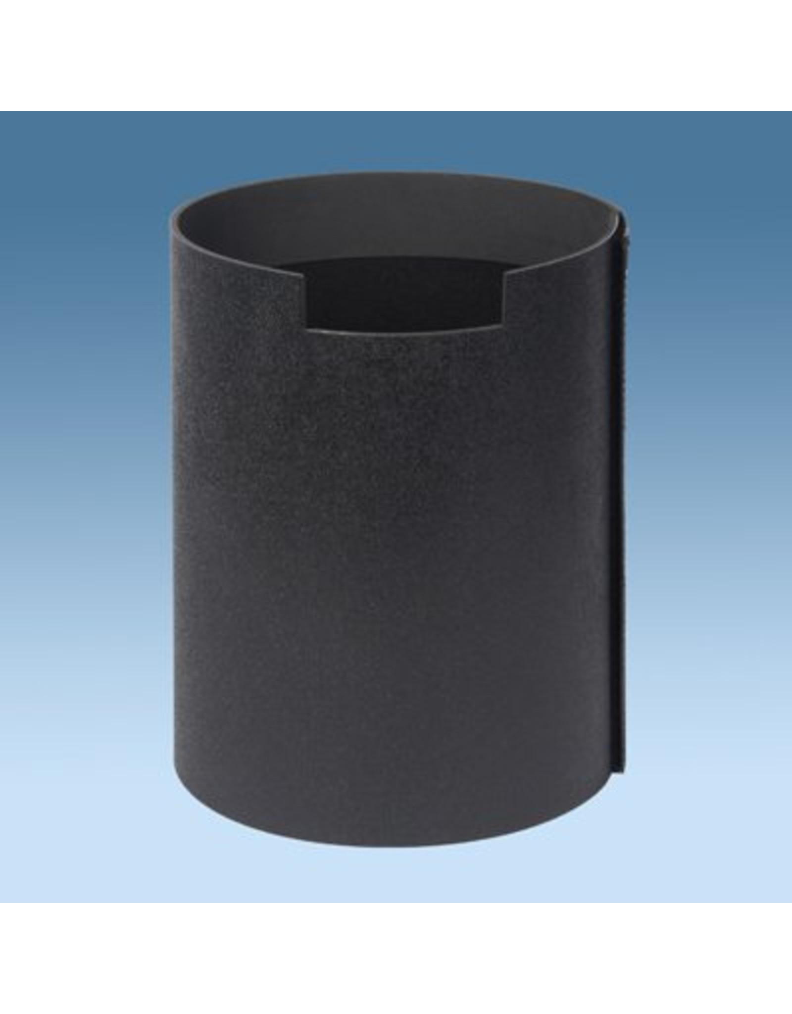 Astrozap Celestron 8 SCT and RASA Flexi-Shield™ Flexible Dew Shield - with Lower Dovetail Notch