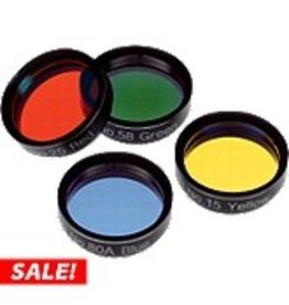 Meade Meade Planetary Color Filter Set #1: #23A,58,80A, & 15