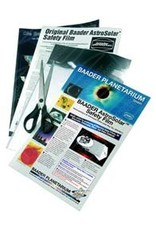 Baader Planetarium Baader AstroSolar Safety Film, White Light Solar Filter Material 8.5 x 11