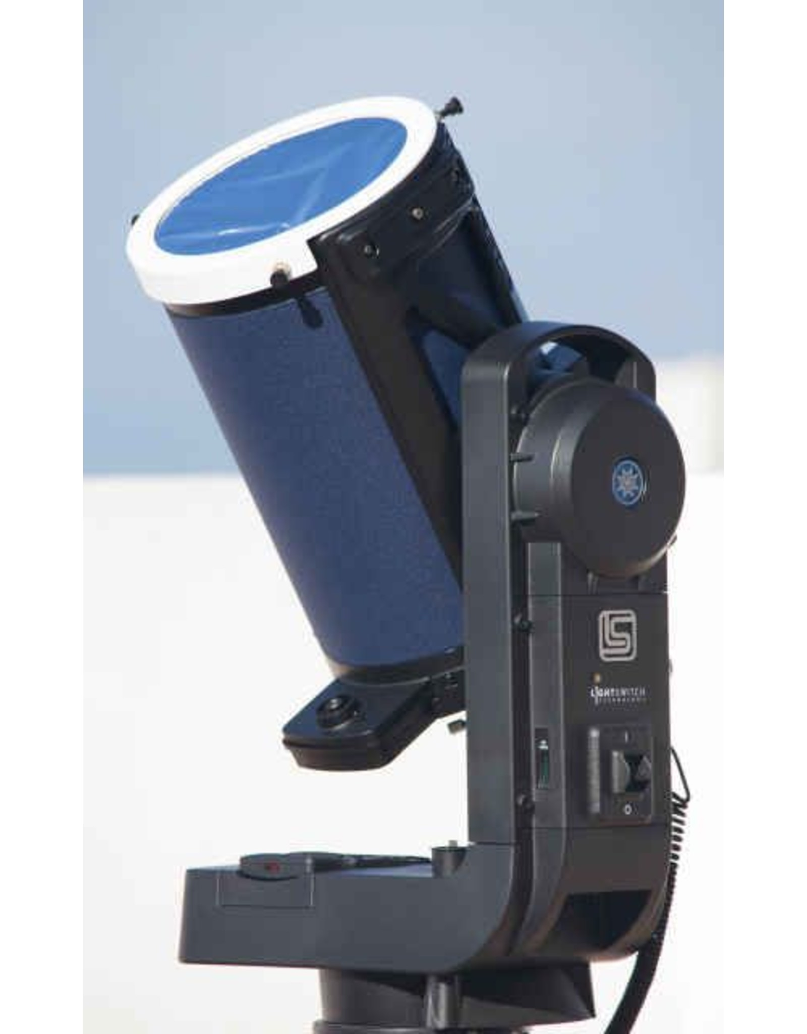 Astrozap AZ-1004-LS Baader Solar Filter - 225mm-235mm with notch for meade LS & LT