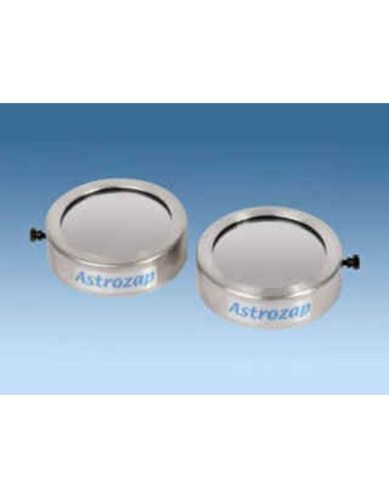 Astrozap AZ-1575 Glass Solar Filter - Binocular - 73mm-79mm