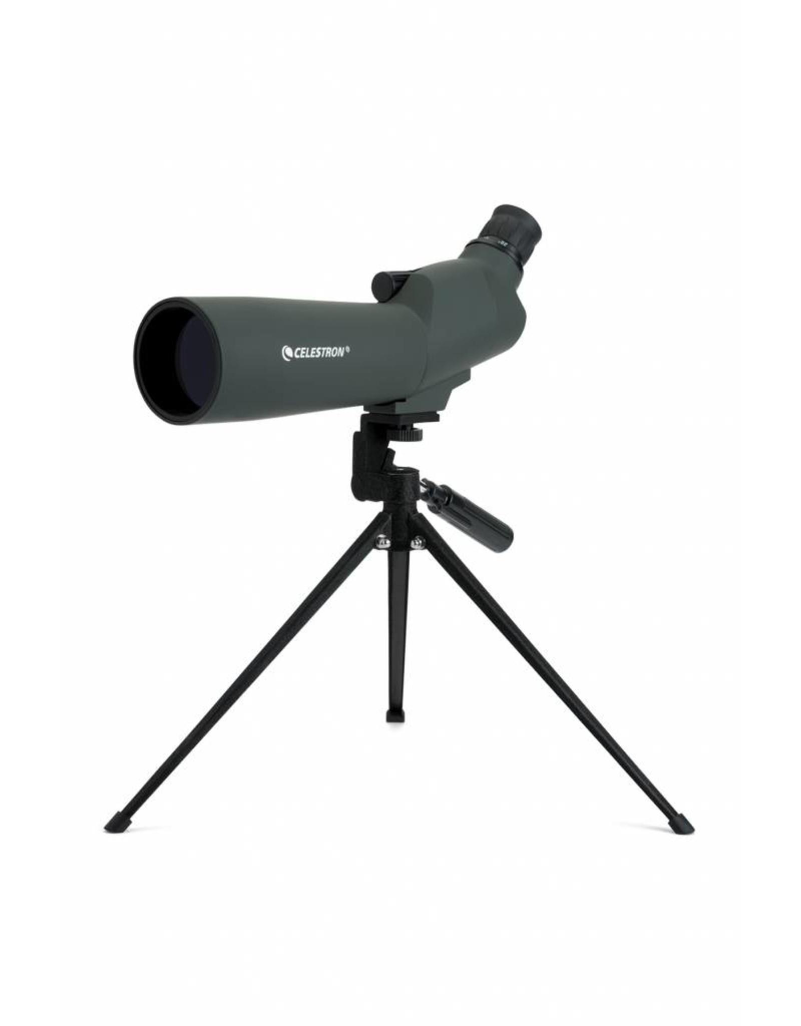 Celestron Celestron Upclose 20-60x 60mm 45 Zoom Refractor