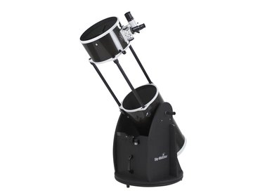 Flextube/Collapsible Dobsonian Telescopes