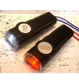 Rigel Rigel Starlite Red LED Waterproof Flashlight