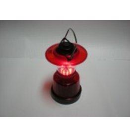 Lantern All Red LEDs