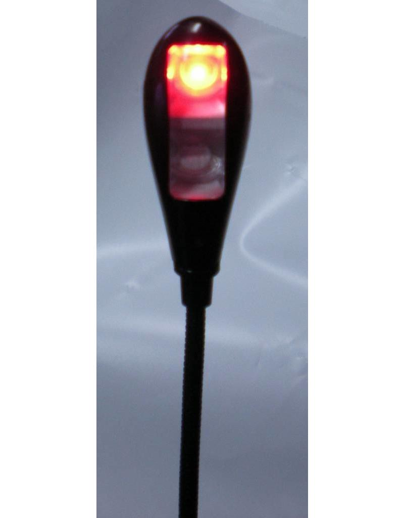 AstroGizmos Book Light - Two Red LED