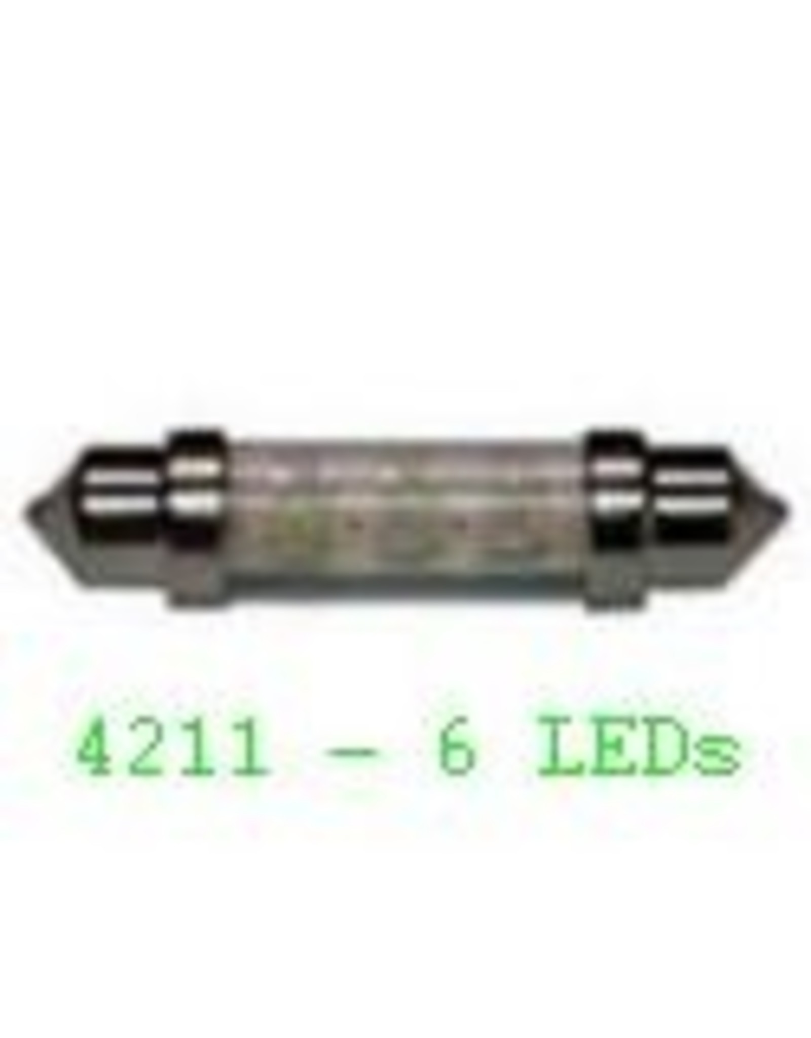 AstroGizmos 4211-6: 6 Red LED