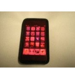 AstroGizmos Red Self Adhering Transparent Screen Cover 4 x 3.5