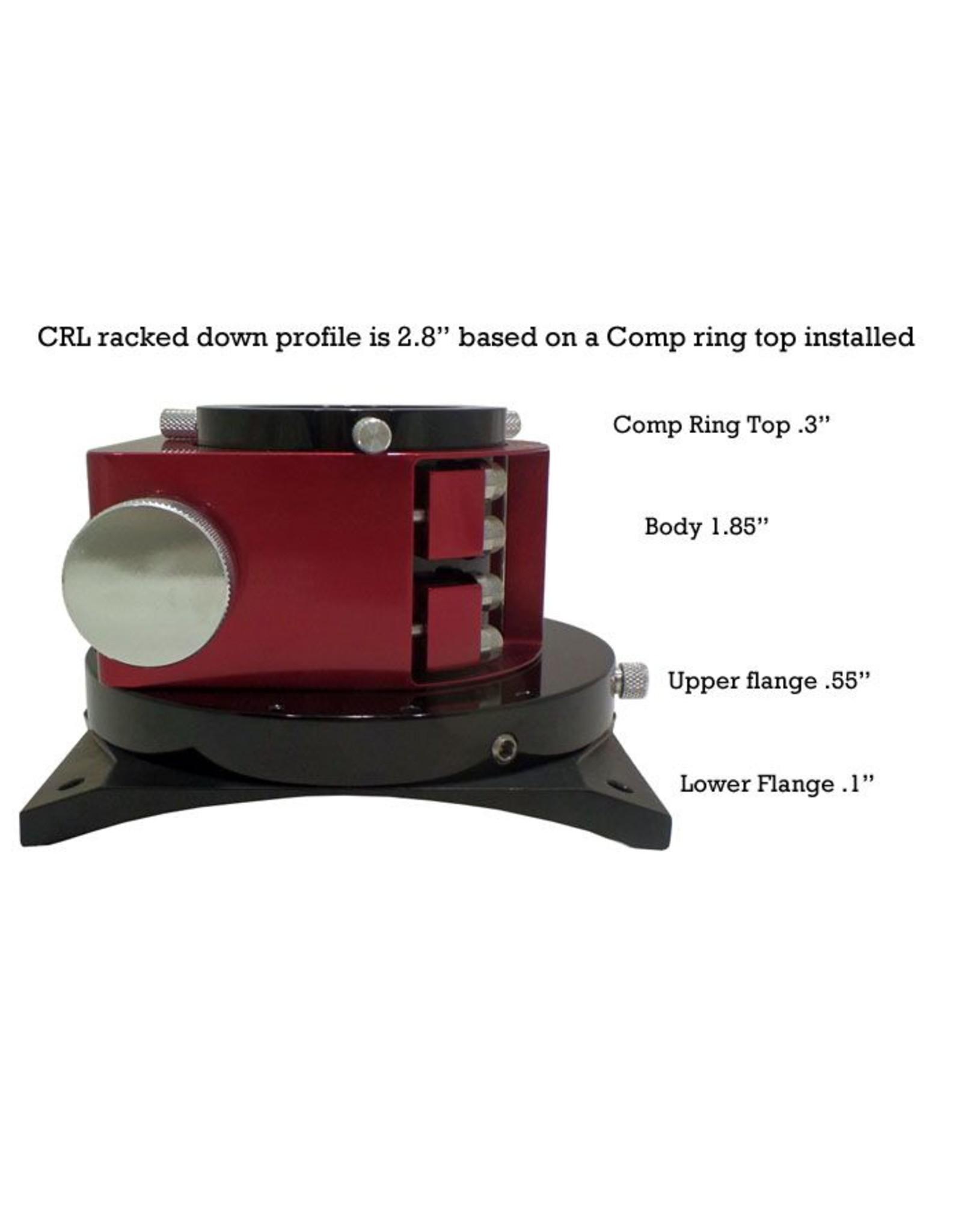 Moonlite MoonLite CRL 2.5 inch Large Format Crayford Newtonian Focusers (Specify Drawtube, Flange, & Color)