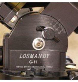 Bob's Knobs KNOBS FOR LOCKING LOSMANDY GM-8 AND G-11 HEAD ELEVATION ADJUSTMENT