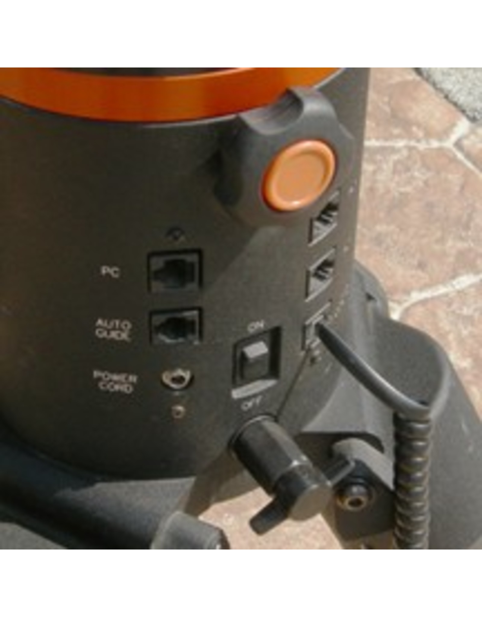 Bob's Knobs NO-TOOLS KIT FOR CELESTRON CGE MOUNT