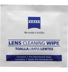 Zeiss Zeiss 60 Pcs Pre-Moist Lens Cleaning Wipes for Camera Glass Screen CRT creen and Fine Optics