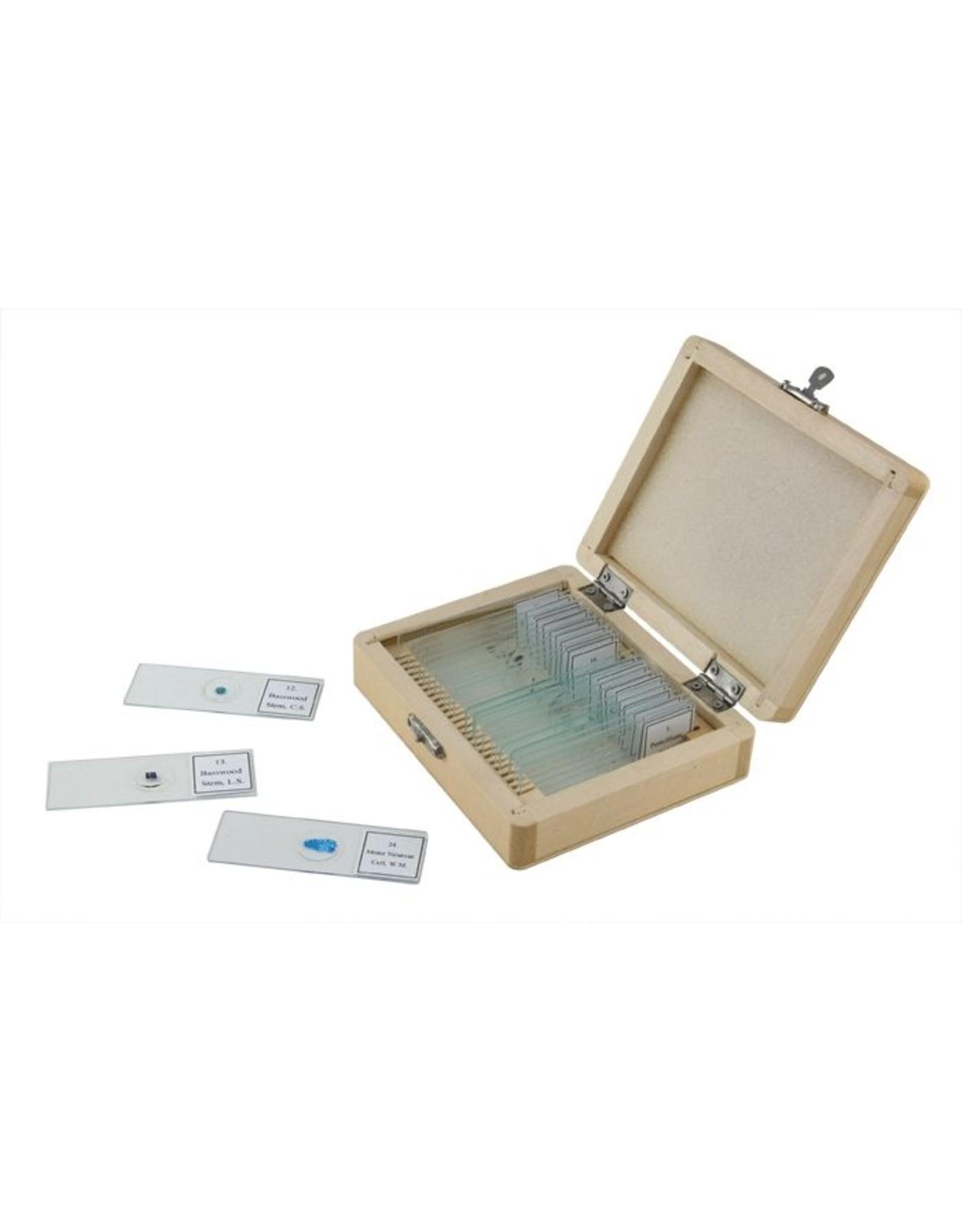 Celestron Celestron Prepared Microscope Slides (25 piece set)